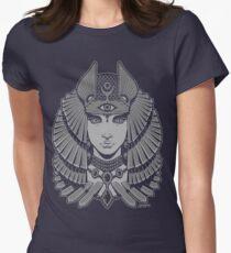 Goddess Womens Fitted T-Shirt