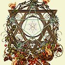 A Magical Pentacle by LoneAngel