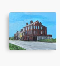 The Hawthorn, Hull Canvas Print