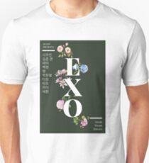 Floral EXO Unisex T-Shirt