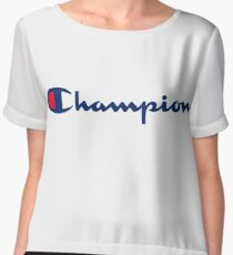 Champion Sports Chiffon Top