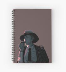 Kristen Wiig SNL mob bumper Spiral Notebook