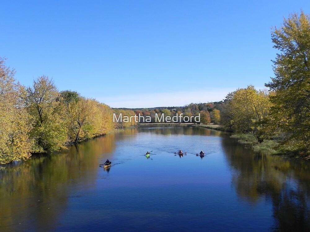 Fall River by Martha Medford