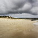 Clouds at Cave Beach  by PixelsbyDezine
