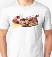 Flexing Masskito Unisex T-Shirt