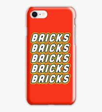 BRICKS BRICKS BRICKS BRICKS BRICKS iPhone Case/Skin