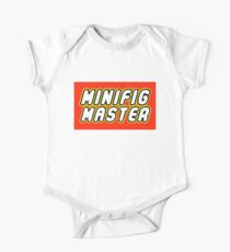 MINIFIG MASTER One Piece - Short Sleeve