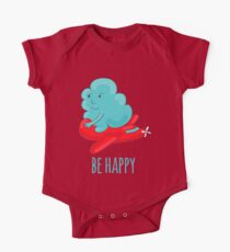 Funny cloud One Piece - Short Sleeve