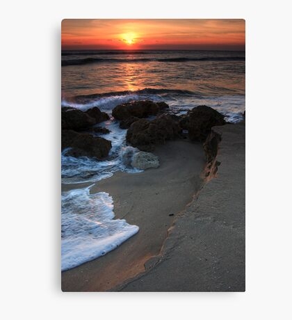 Washed Away Canvas Print