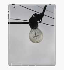 Dim Wit iPad Case/Skin