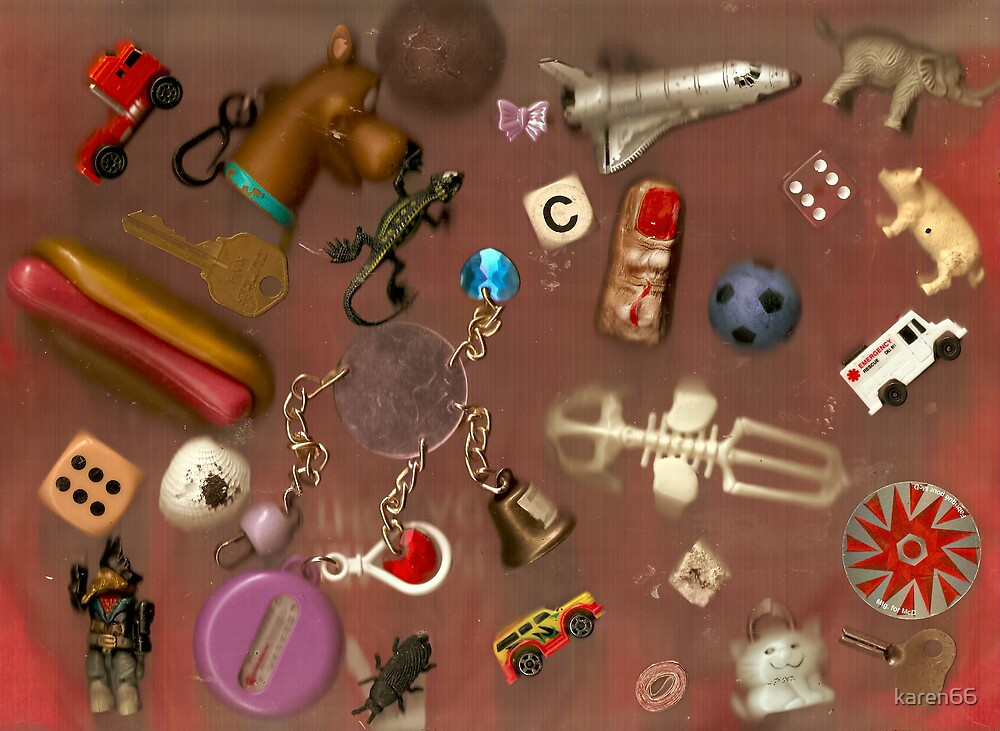Tiny Objects 2 by karen66
