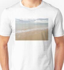 Soft Serenity Ocean Art Unisex T-Shirt