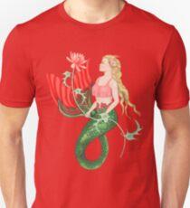Waterlily Mermaid Unisex T-Shirt
