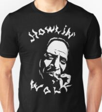 Howlin' Wolf white, blues T-Shirt