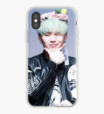 min yoongi ~ bts suga Coque et skin iPhone