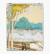 Nature Morte - Ink - Lake  iPad Case/Skin