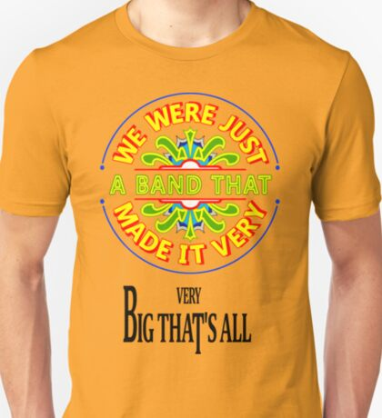Just a Band T-Shirt