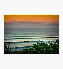 Bells Beach Aqua Photographic Print