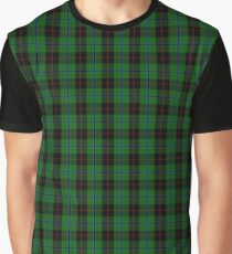 Blue and Green | Douglas Clan Scottish Tartan #home #lifestyle Graphic T-Shirt