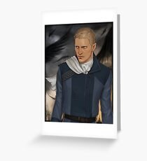Matthias Helvar Greeting Card