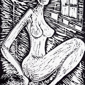 Curb Nude by MrBrett