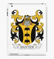 Baxter Coat of Arms iPad Case/Skin