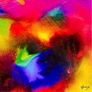 Bright Lights No.5 (Oils) by ArtStudioV