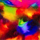 Bright Lights No1. R (Oils) by ArtStudioV