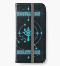 Sheikah Comunication Device - Breath of the wild iPhone Wallet/Case/Skin