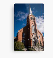 St. Francis Xavier Church Metal Print