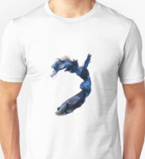 Fighter Fish Unisex T-Shirt