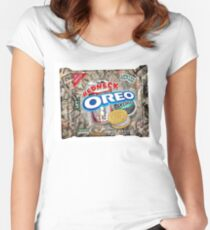 RednEcK OreOs Women's Fitted Scoop T-Shirt
