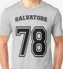 D. Salvatore 78 - 1 Unisex T-Shirt
