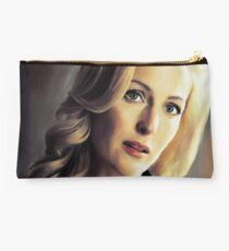 Stella Gibson oli color painting Studio Pouch