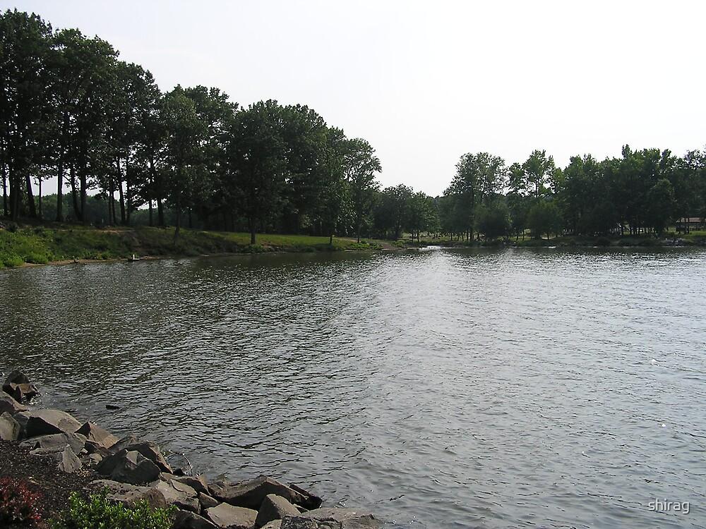 Lake  by shirag