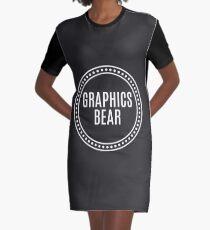 Graphics Ring Graphic T-Shirt Dress