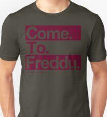 Freddy Says T-Shirt