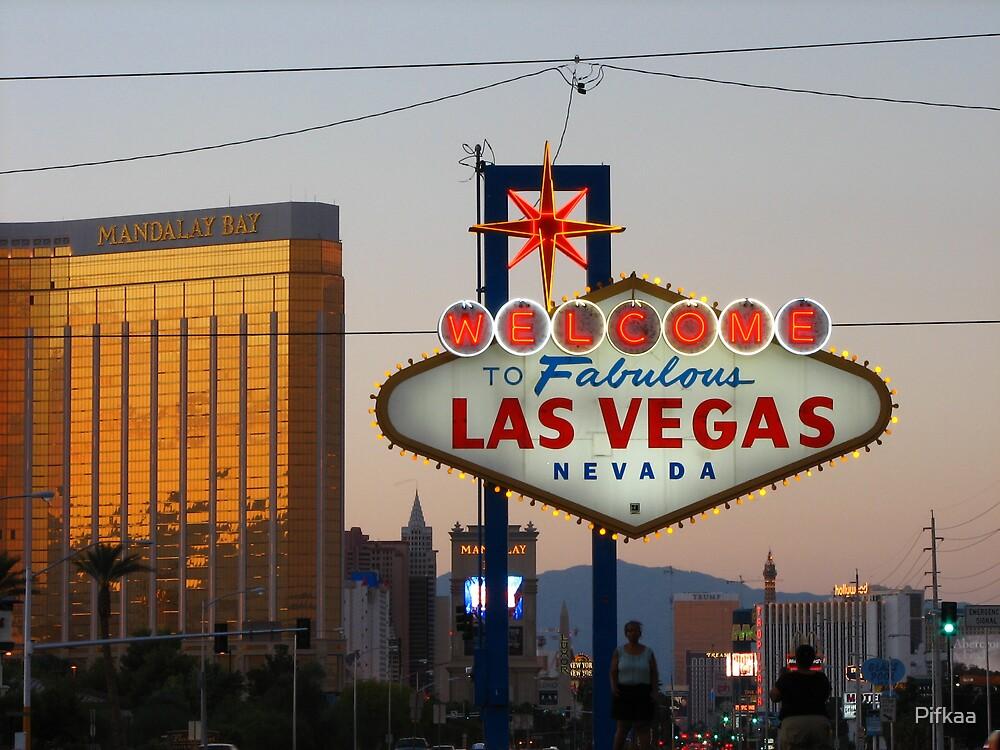 Las Vegas by Pifkaa
