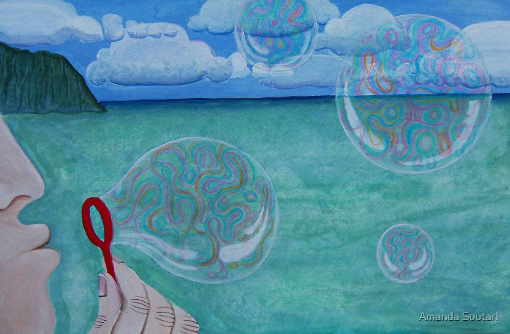 bubbles by Amanda Suutari