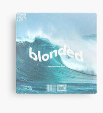 Blonded Frank Ocean Canvas Print