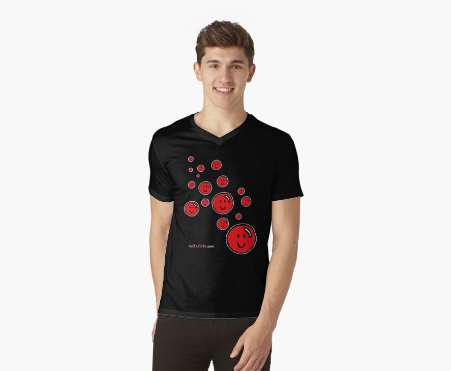 Redbubbles no Troubles Dot Com by MBTshirts