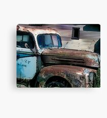 Ford Tough Canvas Print