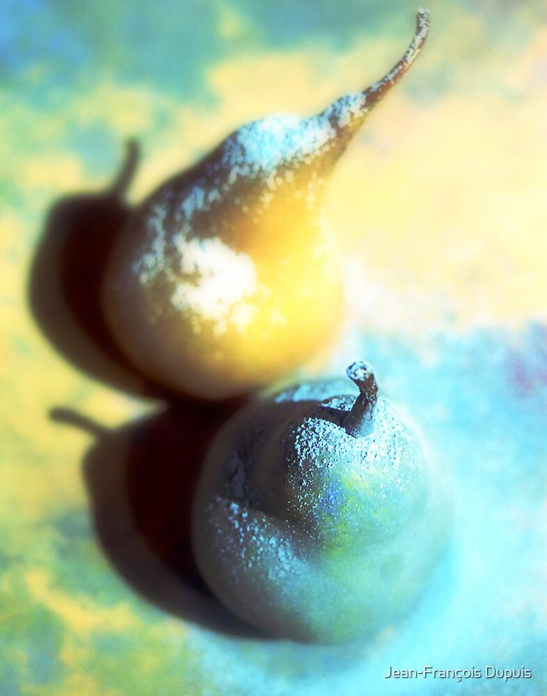 Pears by Jean-François Dupuis