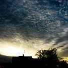 Sunset over Valpo by stevesimages
