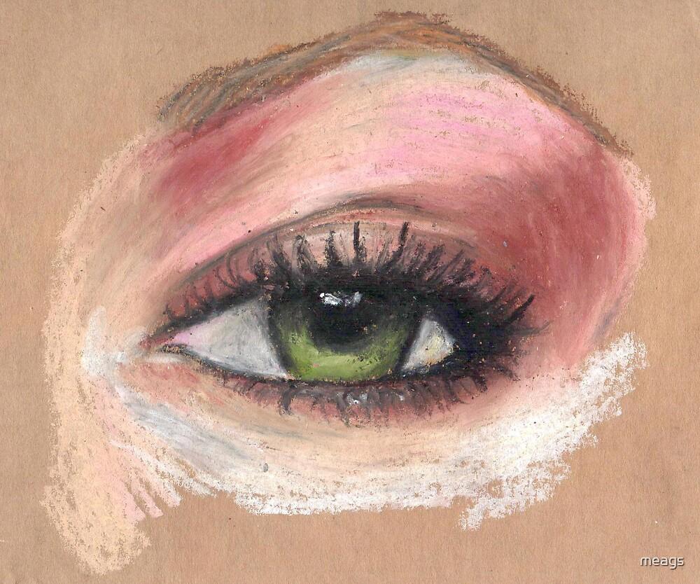 green eye by meags