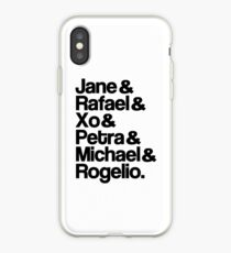low priced 3f909 1a6f8 Jane the Virgin Petra iPhone cases & covers for XS/XS Max, XR, X, 8 ...