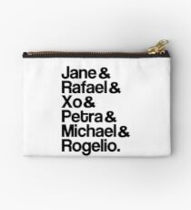 Jane Virgin Charaktere Studio Clutch