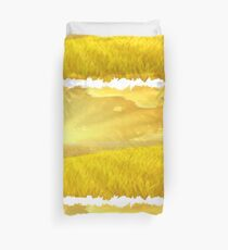 Golden Plains Duvet Cover