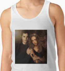 Xander Harris and Faith Lehane - Buffy the Vampire Slayer Tank Top
