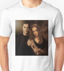 Xander Harris and Faith Lehane - Buffy the Vampire Slayer T-Shirt